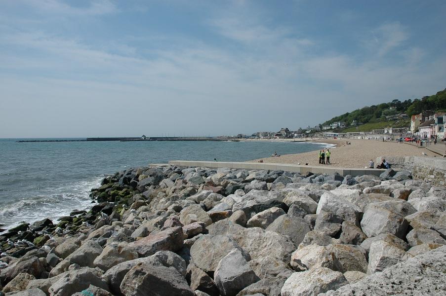 Cobb Harbour, Lyme Regis, Dorset