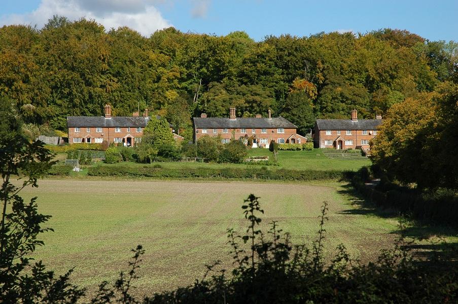 Laundry Cottages, Sydmonton Court Estate, Hampshire
