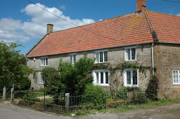 Shepherd's Farmhouse, Picket Lane in South Perrott